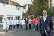 Downsvale nursing home professional Team in UK